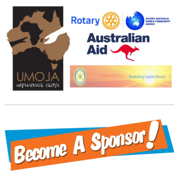 Umoja Orphanage Project Kenya sponsored by Rotary Australia